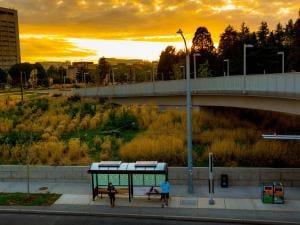 Urban Solar shelter lighting 10
